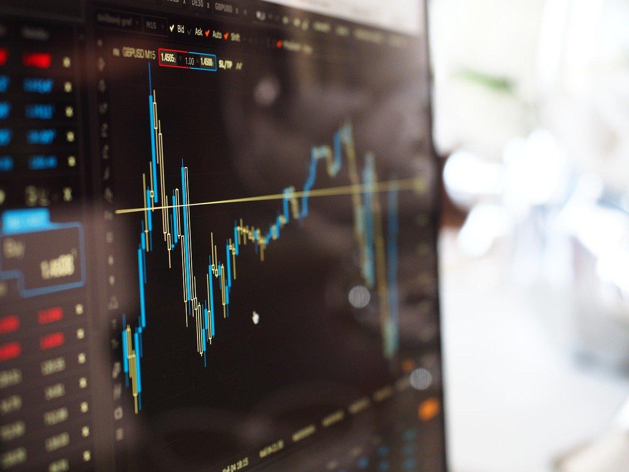 Blur Chart Computer Data Finance  - Pexels / Pixabay